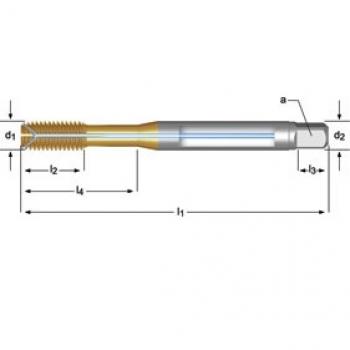 E289 - M Tarauds machine à refouler, rainures de lubrification et arrosage interne
