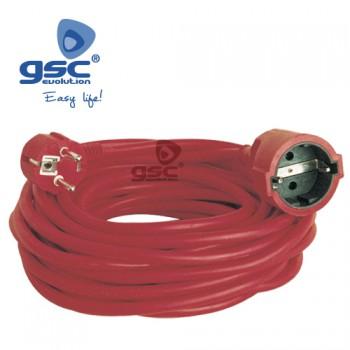 Prolongateur rouge Ref. 0100052-0100053-0100054