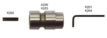 K200 - Pièces de rechange pour outil à tronçonner