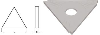 K302 - Plaquettes de tronçonnage