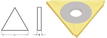K314 - Plaquettes de tronçonnage