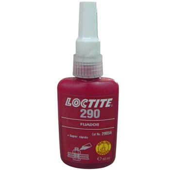 FIXATION D'ATTACHES JADOR PRÉMONTÉE LOCTITE 290