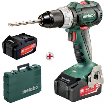 PERCEUSE À PERCUSSION SANS FILS  DE 18 V METABO Mod. SB 18 LT BL