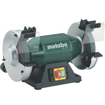 MEULEUSE DOUBLE À 500 WATTS METABO Mod. DS 175
